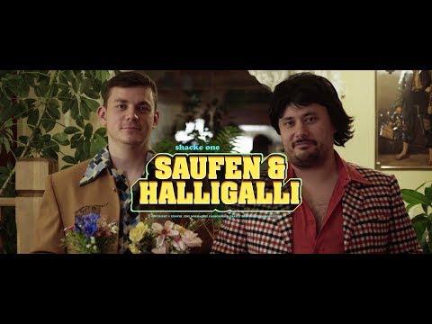 Shacke One - Saufen & Halligalli Video