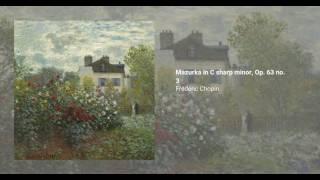 Mazurkas, Op. 63