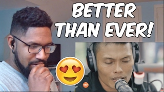 """Roland 'BUNOT' Abante Covers """"To Love Somebody"""" LIVE On Wish 107.5 Bus Reaction!"""