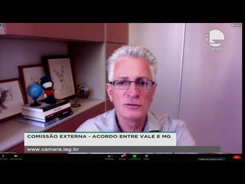 Acordo entre Vale e MG - Debate sobre controle social do acordo e propostas - 18/03/21 - 14:45