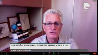 Reunião virtual - debate sobre controle social do Acordo e propostas - 18/03/2021 14:30