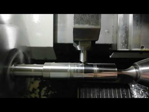 diamond burnishing of diesel pump plunger