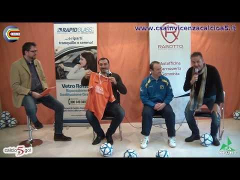 immagine di anteprima del video: calcioa5.gol - Puntata 07 del 20/11/13 - Stagione 2013/14