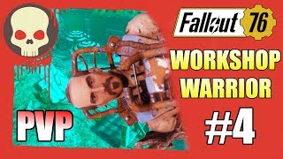 Fallout 76 RAIDER PVP Montage 4