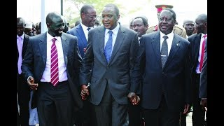 REVOLUTION FEARS: Why Uhuru's government is living under fear of a revolution | THE BIG STORY