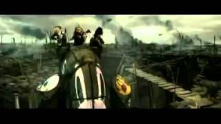 Björk - Army of Me • 'Sucker Punch' Movie Soundtrack feat Skunk Anansie