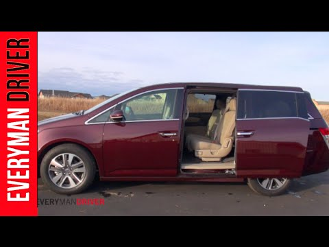 Detailed Review: 2014 Honda Odyssey on Everyman Driver
