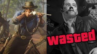 9 Reasons Red Dead Redemption 2 Is Better Than GTA 5