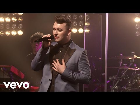 Sam Smith - I'm Not The Only One (Live) (Honda Stage at the iHeartRadio Theater) (видео)