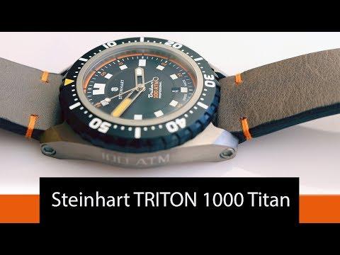 Steinhart Triton 1000 Titan - Test - Review - Deutsch