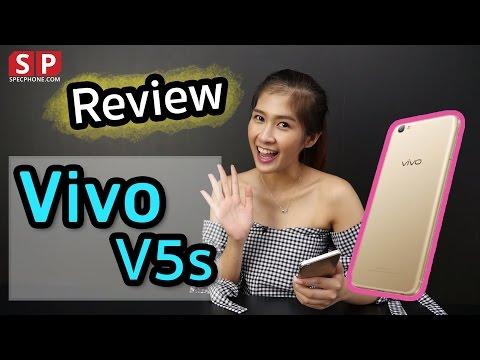 [Review] Vivo V5s ชิปเสียง Hi-Fi กล้องหน้าขั้นเทพ 20 ล้านพิกเซล ราคา 9,990 บาท
