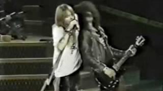 Slaxl ( Axl/Slash ) - The Warning Sign