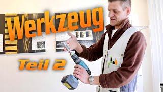 DH—Trockenbau - Werkzeug (Teil 2)  / Drywall tool DIY ~ Video 9 ~