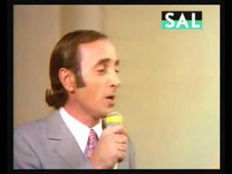 , title : 'Paroles net ~ Charles Aznavour ~ Desormais   Clip Vidéo2'