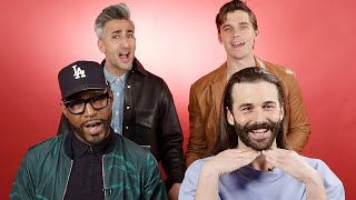 "The Queer Eye Guys Play ""Keep Or Cancel"" With Hetero Trends"