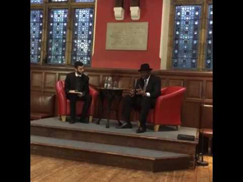 Goodluck jonathan at oxford union Q and A part 2