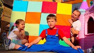 7 000 000 ПОДПИСЧИКОВ и Slime PRANK for daddy