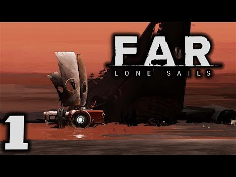Gameplay de FAR: Lone Sails