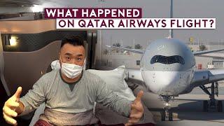 What Happened on my Qatar Airways A350-1000 Polar Flight?