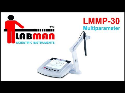 Multiparameter Water Quality Meter