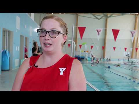 Become a YMCA Lifeguard or Swim Instructor - YouTube