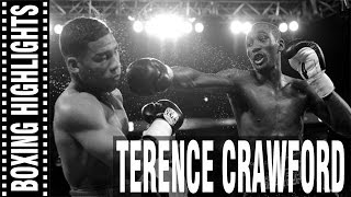 Terence Crawford Highlights HD