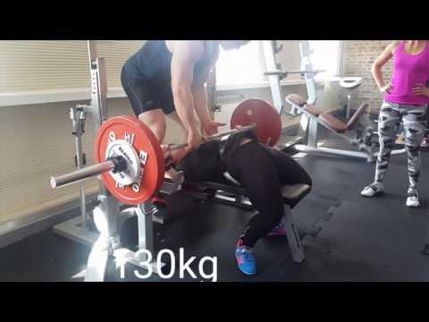 Jak zbudować mięśnie ramion. moc
