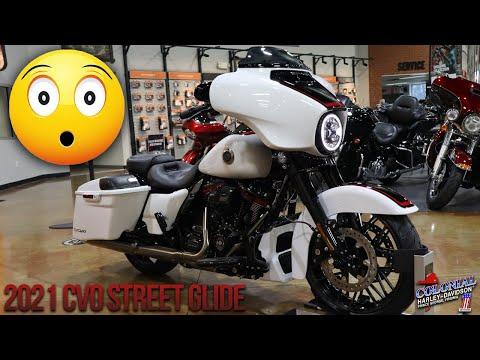 2021 Harley-Davidson® CVO™ Street Glide®