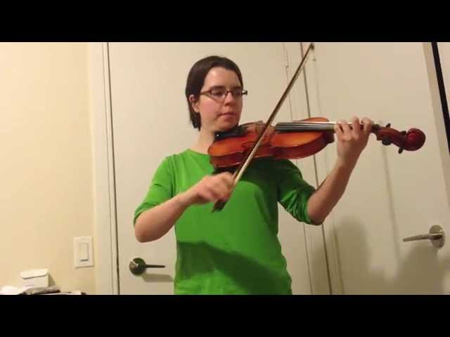 Violin Fiddle Music Gavotte Suzuki Irish Folk Song English Canadian Song