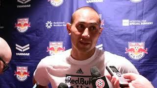 Entrevista de Robles Sept. 16th DC United v RBNY