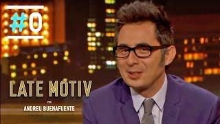 Late Motiv: Consultas A Berto #LateMotiv63 | #0