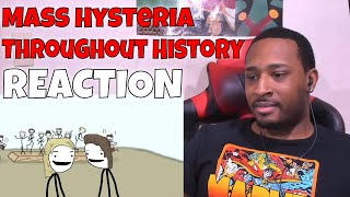 Mass Hysteria Throughout History REACTION | DaVinci REACTS