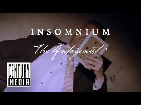 INSOMNIUM - The Antagonist (OFFICIAL VIDEO) online metal music video by INSOMNIUM