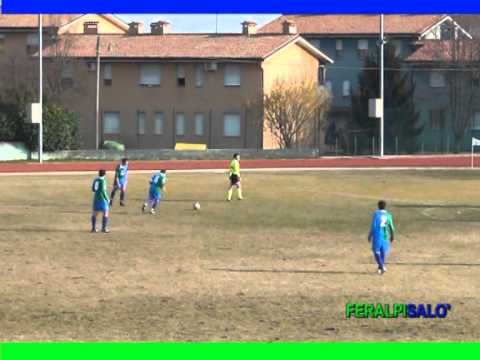 Preview video TREVISO-FERALPISALO´ 0-4 (Berretti)