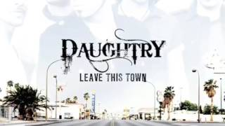 Daughtry   Tennessee Line   HQ   Lyrics Included
