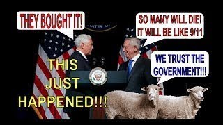 We Tried to Warn You!! ✞GREAT DECEPTION IS HERE