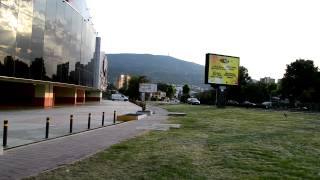 アキーラさん散策③マケドニア・スコピエ市内,Skopje,Macedonia