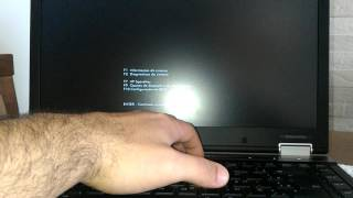 Reset BIOS settings HP EliteBook 8440p | CMOS battery