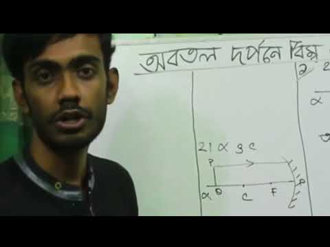 Ray Diagrams of concave Mirror Part 1 | Concave Mirror | HSC Physics BanglaTutorial
