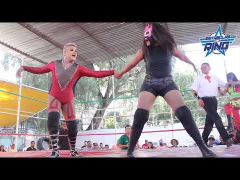 Diva Salvaje y el Demasiado vs Baronesa y Candy Swing vs Ra Zhata y Shil Kah