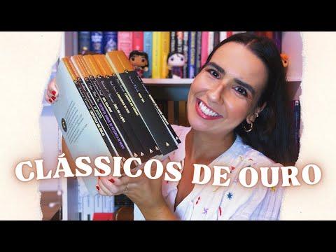 CLÁSSICOS DE OURO | Ana Carolina Wagner