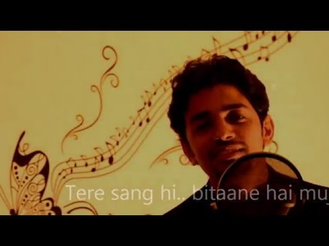 Sanam Re | Sunset version | Covered by Hrohit Saboo