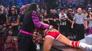 Hardcore Justice 2012: Jeff Hardy vs. Bully Ray vs. James Storm vs. Robbie E