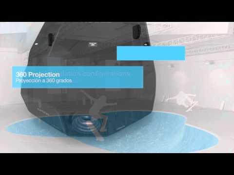 Proyectores Epson PowerLite PRO Z 2014