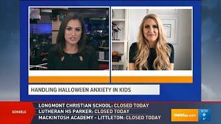 Halloween Anxiety – Heather Hans 9News Denver
