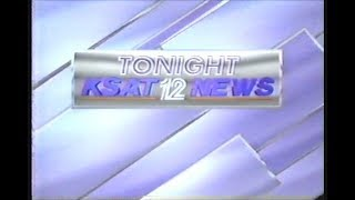 KSAT 12 News Tonight - San Antonio - Oct. 13, 1989