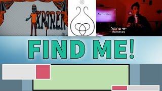 FIND ME - קריפיפסטה משובחת, מתיחה או ניסוי?