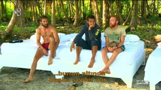 Furkan Ile Adem Arasında 'yalan' Polemiği!| 29. Bölüm | Survivor 2017
