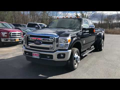 Pre-Owned 2012 Ford Super Duty F-350 DRW