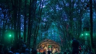 The Barr Brothers - Give The Devil Back His Heart - @Pickathon 2012 - Woods Stage
